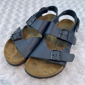 Birkenstock Birkis Back Strap Sandals Sz Ladies 10